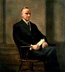 Calvin Coolidge, Thirtieth President of the United States